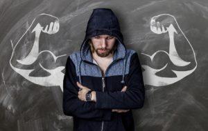 Wie viele Proteine zum Muskelaufbau